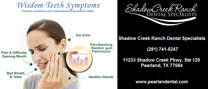 Extracting your Wisdom Teeth Pearland Oral Surgery